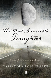 Mad Scientist's Daughter cover